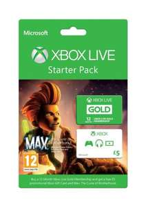 (Glitch) 4 years of XBOX LIVE GOLD £39.99 @ Amazon