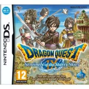 Dragon Quest IX: Sentinels of the Starry Skies DS Game £4.99 @ Argos.co.uk