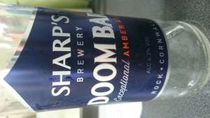 Sharp's DOOM BAR amber ale £1.50 @ Tesco