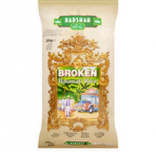 Badshah 20kg broken basmati rice £16 @ Tesco