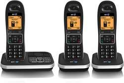 BT 7610 Trio Digital Cordless Answer Phone with Nuisance Call Blocking £34.99 Refurbished @ TelephonesOnline