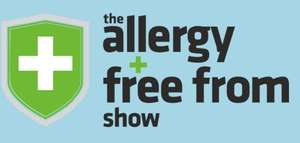 Free tickets to the allergy and free from show at London Olympia 3-5th July