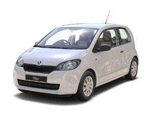 Skoda CITIGO HATCHBACK 1.0 MPI GreenTech Elegance 5dr on 24 month lease with 8k 3+23 at CortVehicaleLeasing