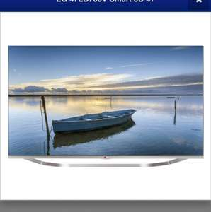 "LG 47LB700V Smart 3D 47"" LED TV  - £548.97 @ Currys"