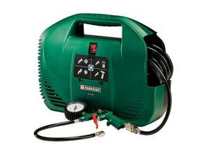 PARKSIDE Portable Electric Compressor 1.5HP 8bar  £49.99 @ Lidl