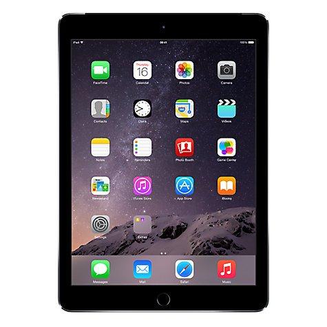 16GB Apple iPad Mini 3 with wifi £249 from John Lewis