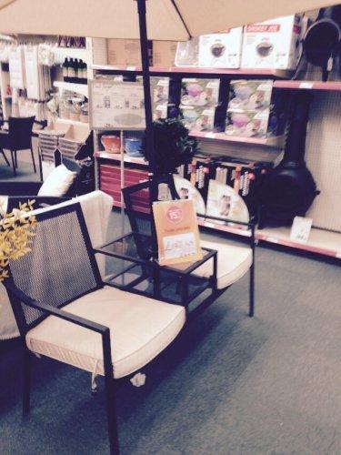 Rimini Garden Furniture Companion Set with Parasol £127.49 @ Homebase