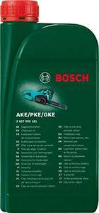 Bosch Chainsaw Oil - Biodegradable (1 litre) £5.99 Amazon add on p&p free delivery if orders £10/prime otherwise 3.30 delivery