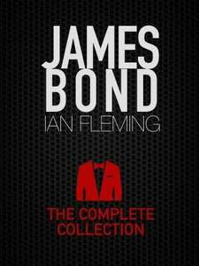 James Bond: The Complete Collection by Ian Fleming £2.84 at Google Books