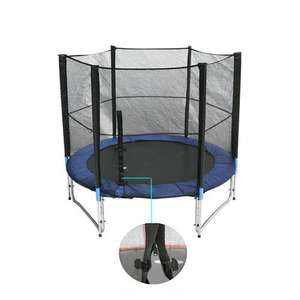 ProActive Top Grade 8ft Trampoline Safety Enclosure Netting (Net Only) by Pro Active - £20.65 @ Amazon/Net Price Direct