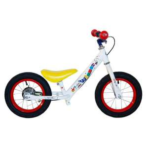 "12"" apollo wizzer balance bike £39.99 c+c halfords"