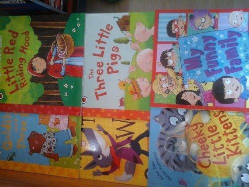 childrens books £0.69 @ home bargains
