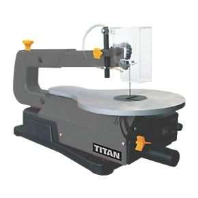 Titan 406mm Scroll Saw 230-240V £34.99 @ screwfix