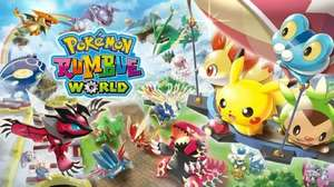 Every Pokémon, Outfit & Diamond Attainable Via Passcode Revealed for Pokemon Rumble World