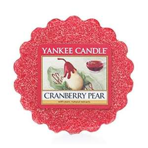 Yankee candle wax tarts - 75p each (+£1.95 Delivery) @ Yankee