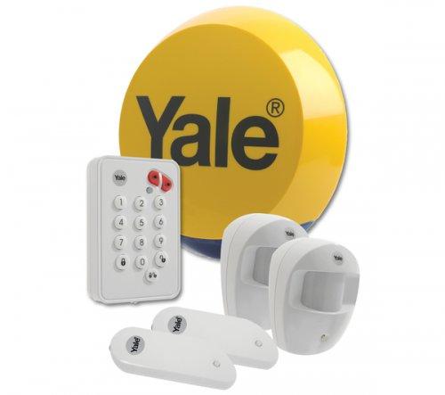 YALE  Easy Fit EF-KIT1 Alarm Kit - One Alarm £124.99 @ Currys / PC World