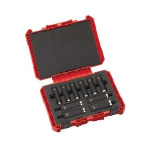 "Milwaukee 1/2"" Impact Deep Socket Set £42.74 @ Euro Car Parts"