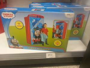 Thomas and Friends fabric wardrobe £9.99 @ HomeBargains