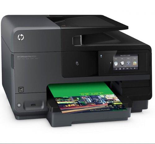 HP Officejet Pro 8620 Wireless e-All-in-One Printer & Fax Machine £149.99 @ John Lewis £60 Cashback + 3 Year Warranty