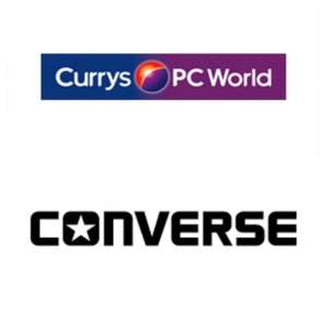 Converse 13 inch & 15 inch laptop sleeve and tablet/iPad case sale online at currys and PC world. Saving of £15, £12 and £10
