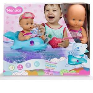 Nenuco bubble bath doll £20 debenhams
