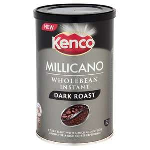 Kenco Millicano Dark Roast £1.19 (Using free voucher) *Morrisons*