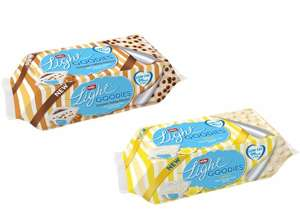 ** NEW Muller Light Goodies Lemon Meringue or Toffee with Chocolate Balls (4 x 107g) now only £1.25 @ Morrisons **