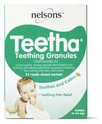 Savers Store- Nelsons Teether Teething Granules at £2.99