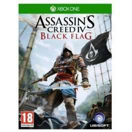 Assassin's Creed IV 4: Black Flag Xbox One - Digital Code - CD Keys - £3.99