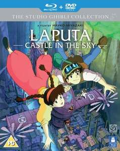 Free Replacement Covers and Slipcases on Select Studio Ghibli Blu-Rays @ StudioCanal