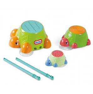 Little Tikes Bath Drums - £4.97 - George (Asda George)