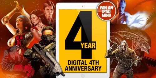 Dark Horse Digital Comics 50% off entire store