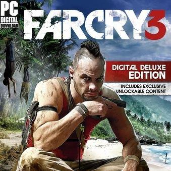 Far Cry 3 Deluxe Edition £3.99, Far Cry 3 - £2.95 Far Cry 3: Blood Dragon - £2.39, Far Cry 2 Fortune's Edition - £1.99, Far Cry - £1.35 (Using Code) @ Funstock