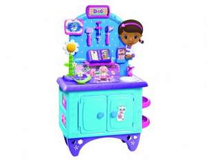 Doc Mcstuffins Get Better Check Up Centre £49.99  amazon.co.uk