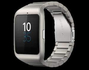 Buy smartwatch 3 swr50 stainless steel and get an extra wrist strap £189.99 - Sony Mobile
