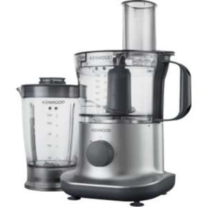 Kenwood FPP225 Food Processor, Silver £32.25 @ Tesco