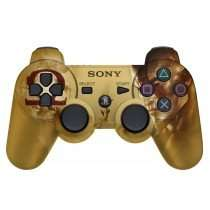 Sony official DualShock 3 PS3 controller - God of War Ascension limited gold edition - £29.95 @ The Game Collection