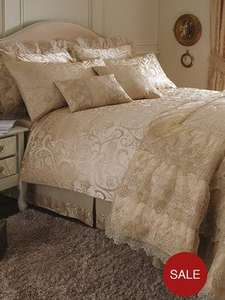 Patience Bedding - Single Duvet Cover Set was £35 Now £11.60 + King Valance £4.80 @ Woolworths Online