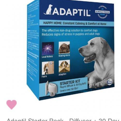 Adaptil Plug In Diffuser £1.00 @ Fetch (Ocado Pet Store)