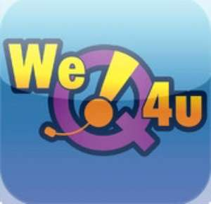 WeQ4u FREE Android/iPhone App and Service that puts you through to UK 01,02,03 and 08 numbers for FREE