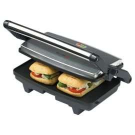 Breville VST049 2 Slice Sandwich Press - Brushed Stainless Steel £19.50 @ Tesco Direct