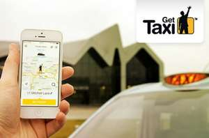 £10 Taxi credit for £2 or £15 for £3 - Glasgow