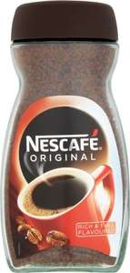 Nescafe Original Coffee Granules (300g) ONLY £4.89 @ Aldi