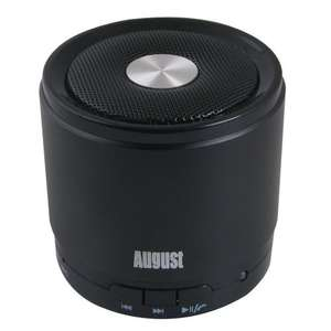 August MS425 - Portable Bluetooth Speaker with Mic - £5.25 + P&P = £9.24 Sold by Daffodil UK and Fulfilled by Amazon (free delivery with £10 spend/Prime)