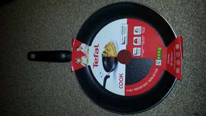 Tefal frying pan £12.00 @ Sainsburys instore