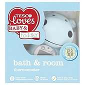 Baby & Toddler Bath & Room Thermometer £6.99 @ Tesco Direct