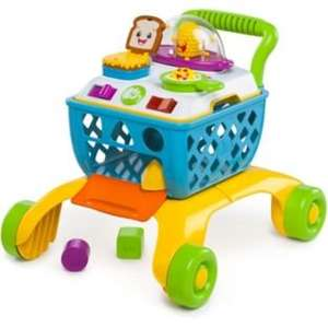 Bright Starts Giggling Gourmet 4 in 1 Shopping Trolley was £49.99 now £19.99 with free home delivery @ Argos