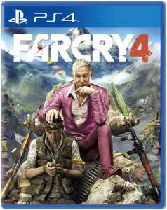 Far Cry 4 PS4 New £25 @ Tesco Direct