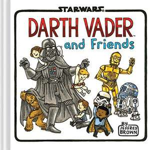 Darth Vader and Friends (Hardback) by Jeffrey Brown £6.34 delivered @ Wordery (PreOrder for 28/04)