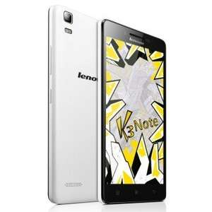 "Lenovo K3 Note Android 5.0 MTK6752 Octa Core 64bit 4G Phone w/ 5.5"" 1920 x 1080, 2GB  RAM,16GB ROM,13.0+5.0MP-Yellow   K50-t5 £135.64 @ DX"